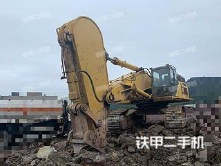 四川-广元市二手住友SH700LHD-5挖掘机实拍照片