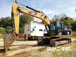 二手卡特彼勒 318D2L小型液压 挖掘...转让出售