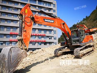二手斗山 DX380LC-9C 挖掘机转让出售