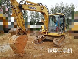 广西-来宾市二手小松PC60-7挖掘机实拍照片