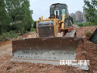 湖南-株洲市二手山推SD16标准型推土机实拍照片