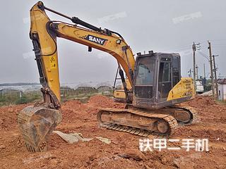 二手三一重工 SY115C 挖掘机转让出售