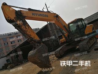 二手现代 275LVS 挖掘机转让出售