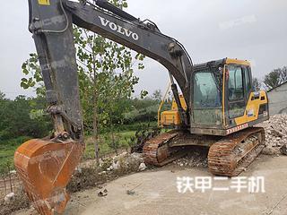 二手沃尔沃 EC120D 挖掘机转让出售