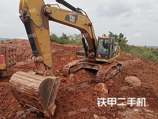 二手卡特彼勒 340D2L 挖掘机转让出售