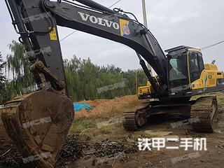 二手沃尔沃 EC380DL 挖掘机转让出售