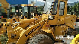 二手柳工 ZL50C基本型 装载机转让出售