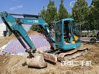 二手久保田 KX155-3S 挖掘机转让出售