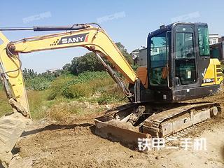 二手三一重工 SY55C 挖掘机转让出售