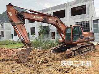 二手斗山 DH220LC-V 挖掘机转让出售