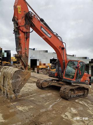 二手斗山 DX225LC-9C 挖掘机转让出售
