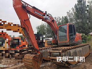 斗山DX150LC-9C挖掘机实拍图片