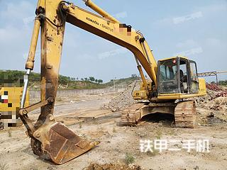 广东-湛江市二手小松PC200-6挖掘机实拍照片