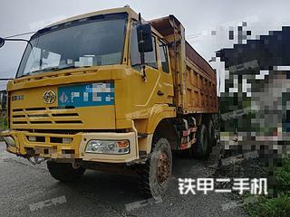二手红岩 4X2 工程自卸车转让出售