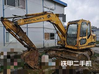 华力重工HL185-7挖掘机实拍图片