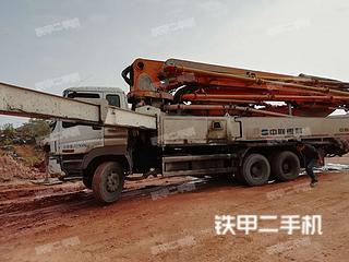 中聯重科ZLJ5337THB 47X-5RZ泵車實拍圖片