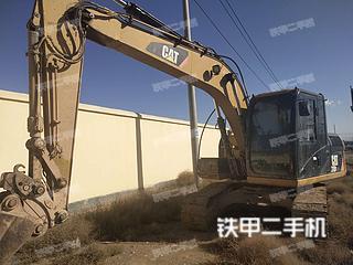 宁夏-中卫市二手卡特彼勒312D2GC挖掘机实拍照片