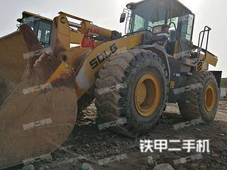山东临工LG953N井下装载机实拍图片