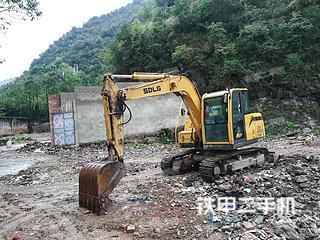 二手山东临工 E680F 挖掘机转让出售