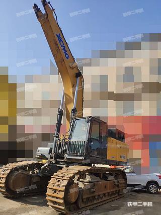 湖南-长沙市二手徐工XE700C挖掘机实拍照片
