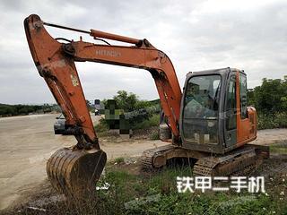 广西-百色市二手日立ZX60挖掘机实拍照片