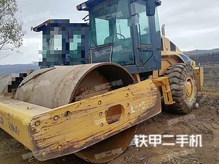 甘肃-平凉市二手柳工CLG622压路机实拍照片