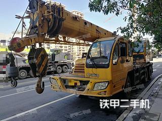 湖南-怀化市二手徐工QY20B起重机实拍照片