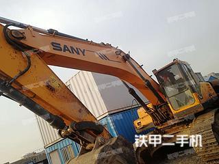 宁夏-银川市二手三一重工SY285C挖掘机实拍照片