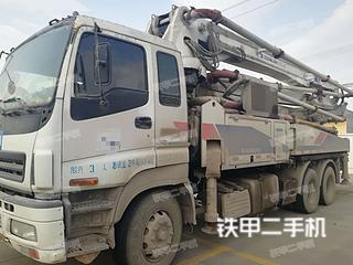 中联重科ZLJ5260THB37X-4Z泵车实拍图片