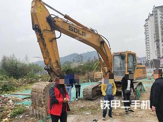 二手山东临工 LG6225E 挖掘机转让出售