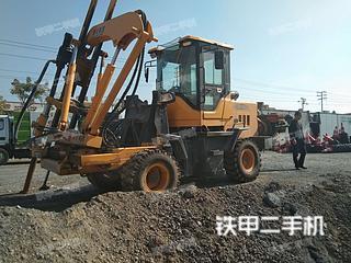 上海金泰SDH50壓樁機實拍圖片