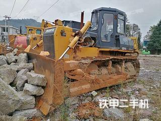 贵州-安顺市二手山推SD16标准型推土机实拍照片