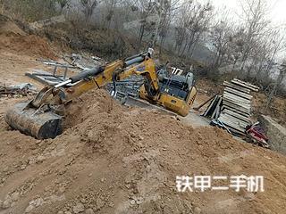 徐工XE15挖掘机实拍图片