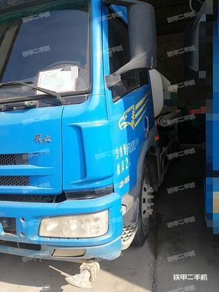 中燕BSZ5160GSSC3市政环卫机械实拍图片