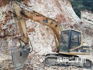 广西-玉林市二手卡特彼勒311B挖掘机实拍照片