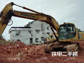 小松PC200-6挖掘机实拍图片