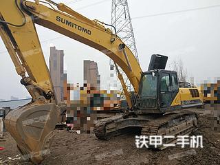二手住友 SH380LHD-6 挖掘机转让出售