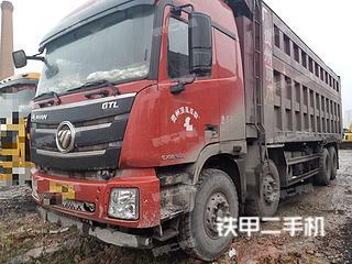 福田欧曼6X4工程自卸车实拍图片