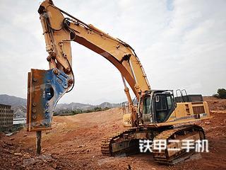 凯斯CX800B挖掘机实拍图片