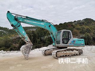 神钢SK200-6挖掘机实拍图片