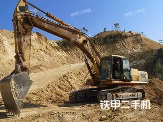 小松PC350-7挖掘机实拍图片