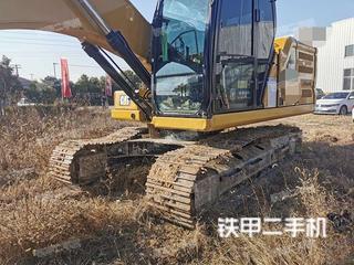 卡特彼勒新一代Cat320GC液压挖掘机实拍图片