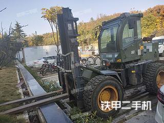 宝龙重工CPD15-20叉车实拍图片