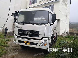 东风DFL5251GJBA1搅拌运输车实拍图片