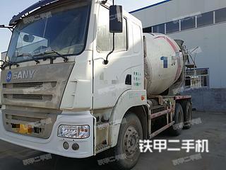 三一重工SY5250GJB4搅拌运输车实拍图片