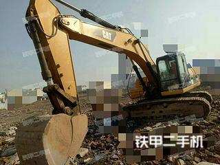 卡特彼勒329D挖掘机实拍图片