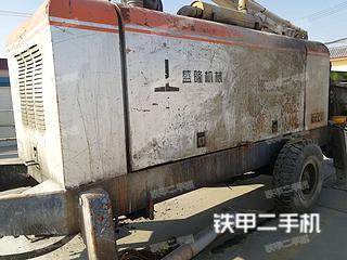 三一重工HBT8013C-5D拖泵实拍图片
