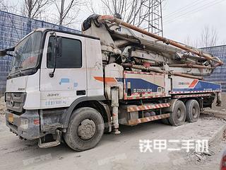 中联重科ZLJ5336THB47X-5RZ泵车实拍图片