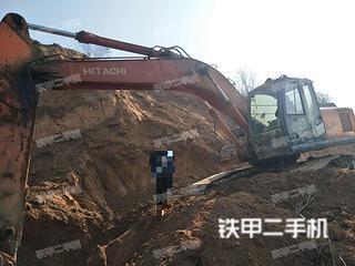 日立ZX250H-3挖掘机实拍图片
