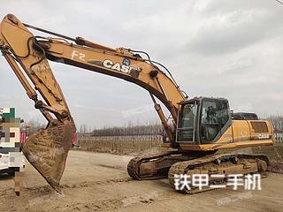凯斯CX360B挖掘机实拍图片